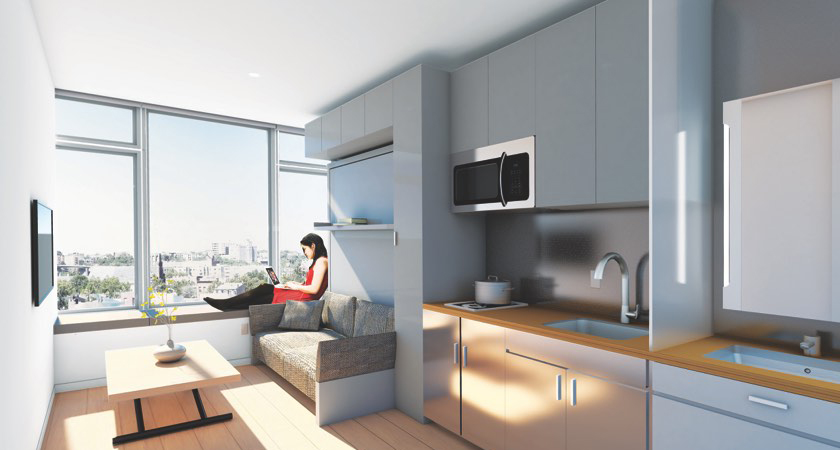 Nest Micro Apartments